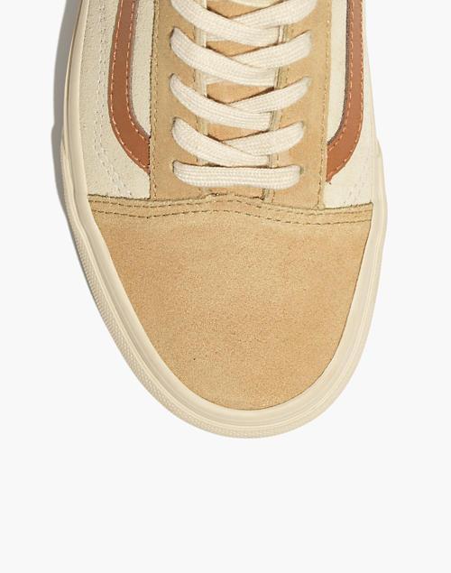 high old skool vans beige