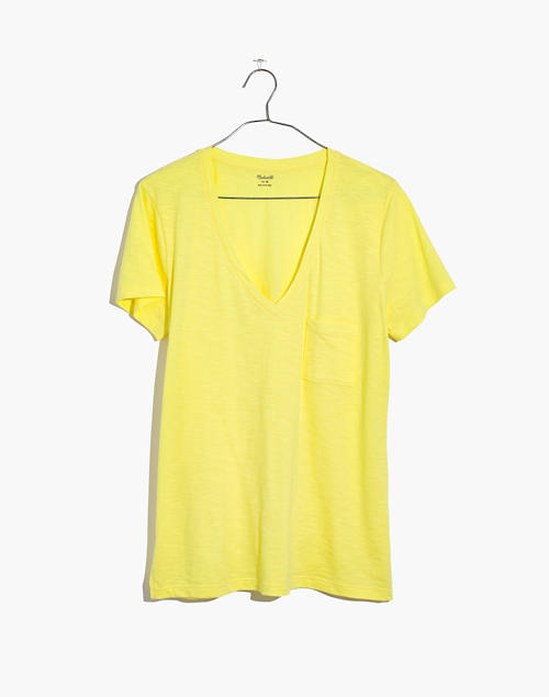 New J.Crew Womens Garment Dyed V-Neck Knit Top Cotton Slim Tee T-Shirt XXS-XXL