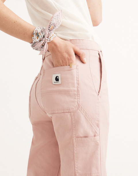 7f5998f3b5f2 Carhartt reg  Work in Progress Pierce Pants in soft rose ...