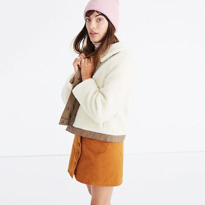 Sherpa Portland Jacket