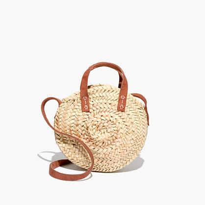 Indigo&Lavender™ Small Lucena Shopper Basket