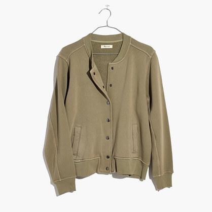 Bomber Sweatshirt