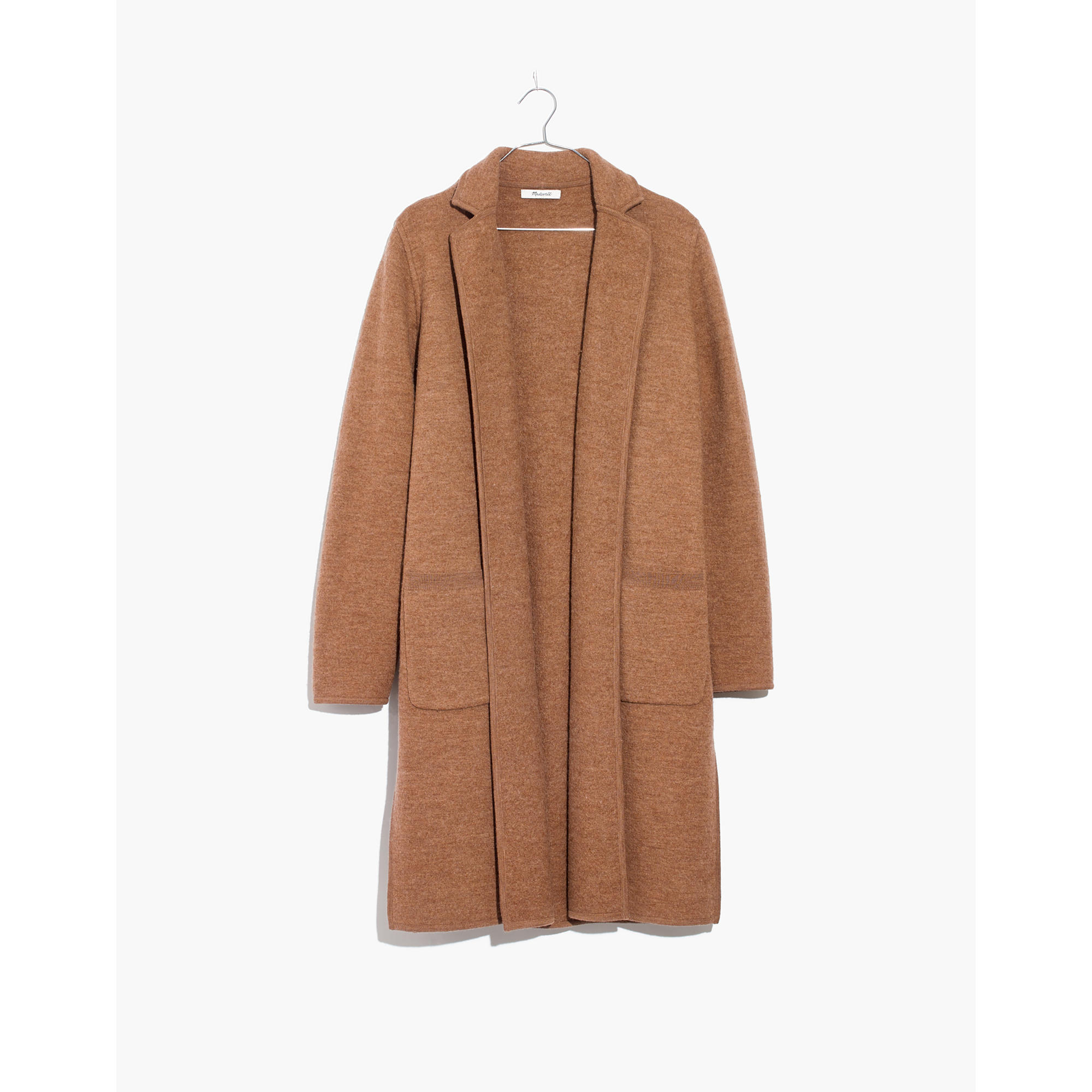 Camden Sweater-Coat : shopmadewell cardigans & sweater-jackets ...