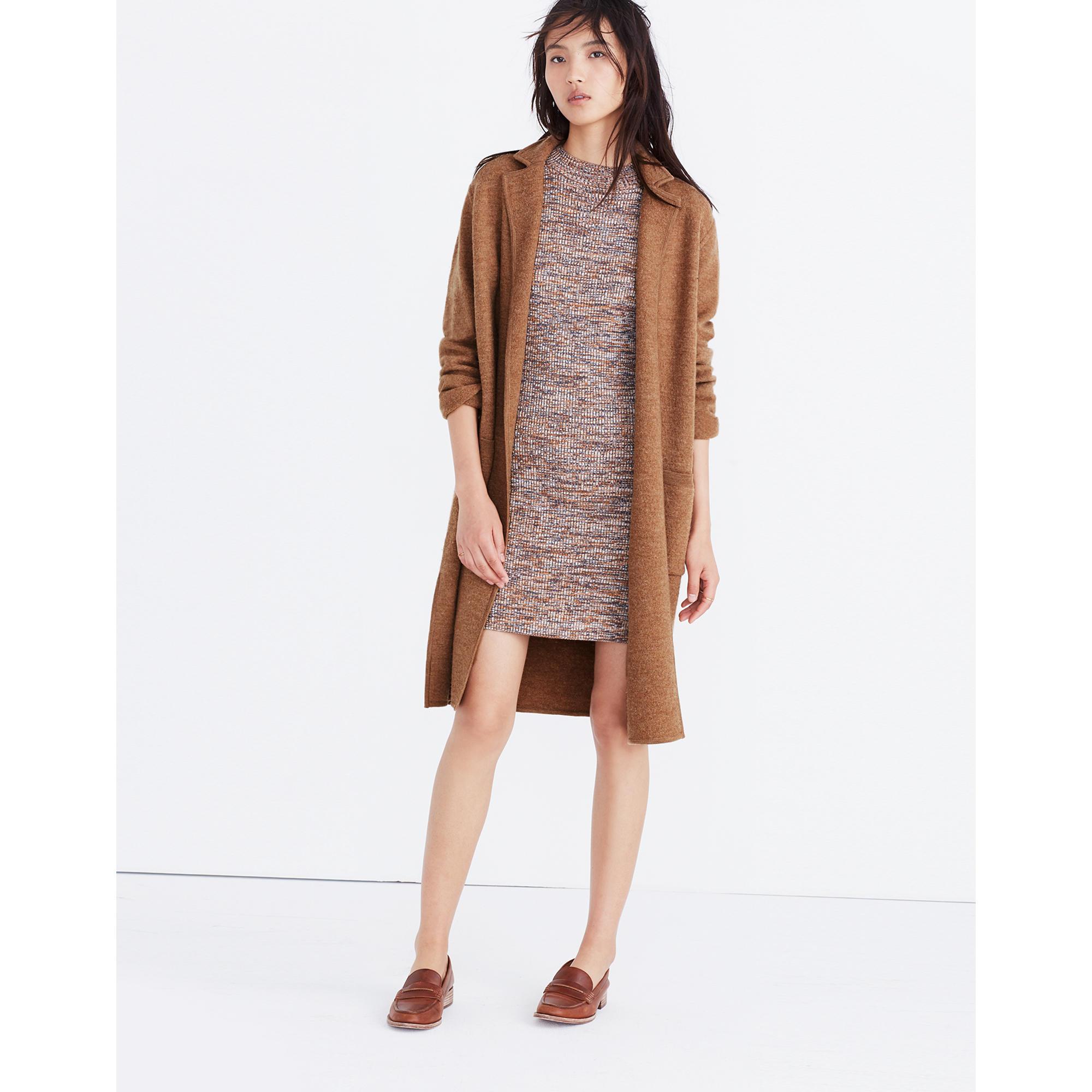 Camden Sweater-Coat : cardigans & sweater-jackets | Madewell