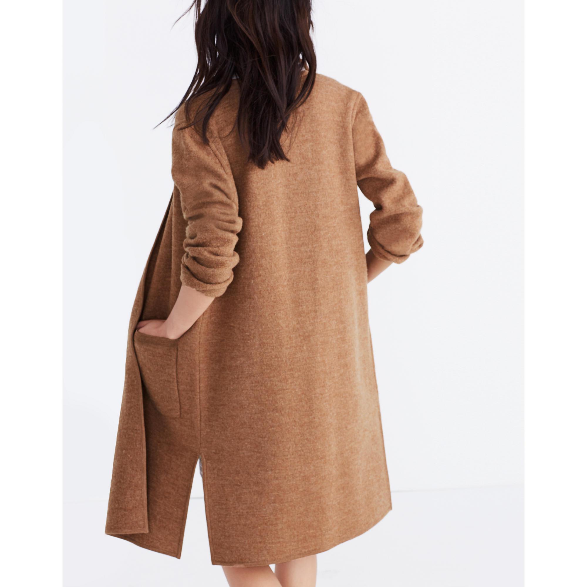 Camden Sweater-Coat : cardigans & sweater-jackets   Madewell