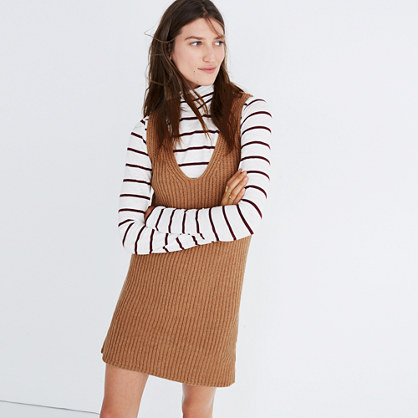 Tunic Sweater-Dress