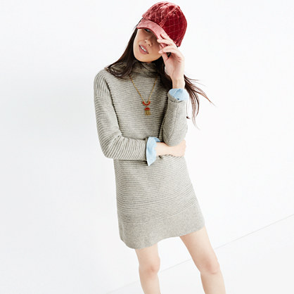 Skyscraper Sweater-Dress