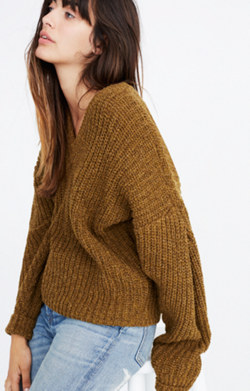 Women's Sweaters: Cable-Knit, Chunky & More | Madewell