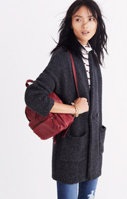 Glenhill Sweater-Coat