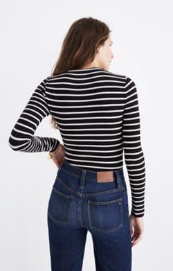 Song Scoop Bodysuit in Stripe