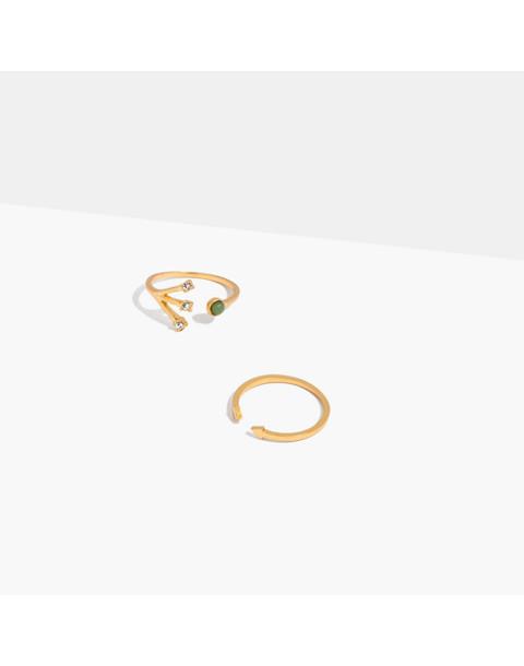 Tiny Jewels Jade Ring
