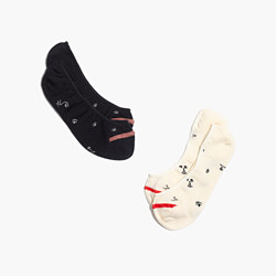 Two-Pack Making Faces Low-Profile Socks