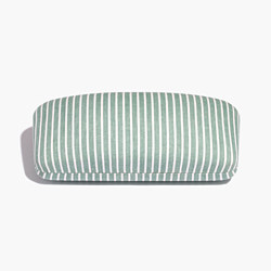 Striped Sunglass Case