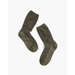 Sheer Night Sparkle Trouser Socks