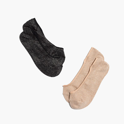Two-Pack Night Sparkle Low-Profile Socks