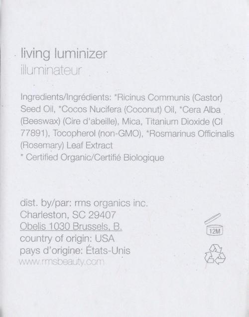 RMS Beauty® Living Luminizer