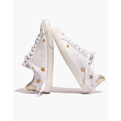 Madewell x Veja™ Esplar Low Sneakers in Embroidered Stars