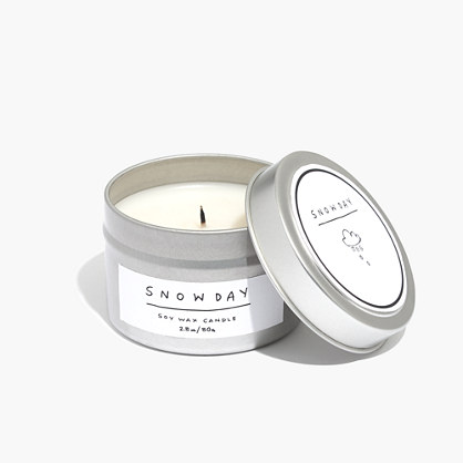 Tin Travel Candle