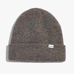 Cuffed Cozy-Knit Beanie