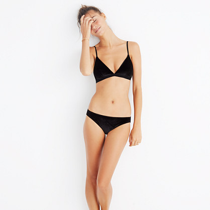 Velvet Bikini