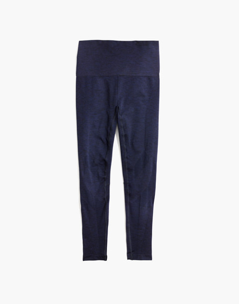 LNDR™ Six Eight Leggings in navy marl image 4
