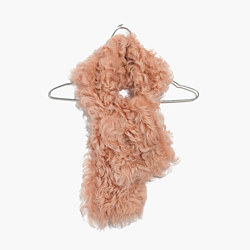 Madewell x Owen Barry™ Shearling Scarf