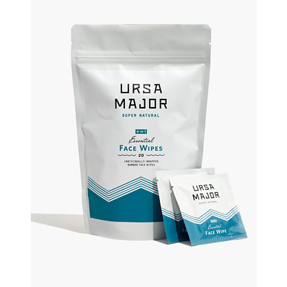 Ursa Major® Essential Face Wipes