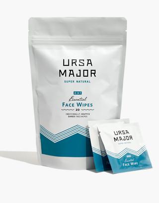 Ursa Major® Essential Face Wipes
