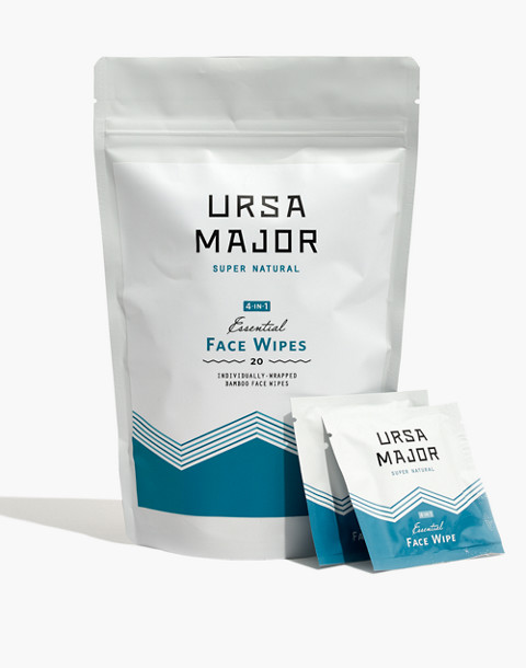 Ursa Major® Essential Face Wipes in essential image 1