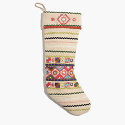 Cody Foster™ Embroidered Stocking