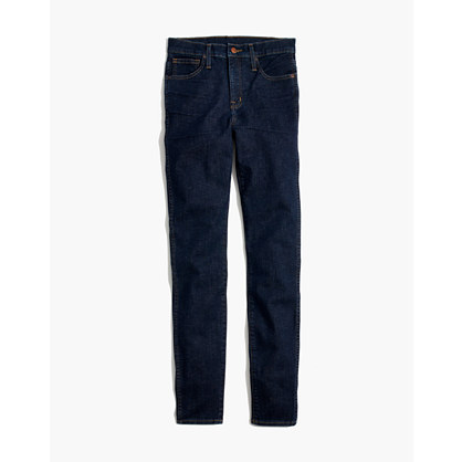 "10"" High-Rise Skinny Jean in Lucille Wash"