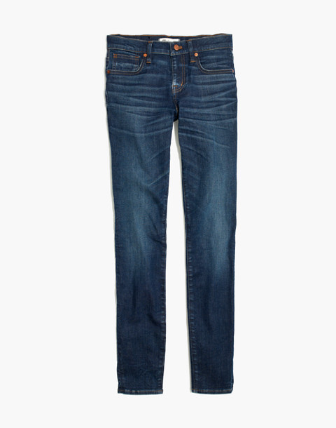"Taller 8"" Skinny Jeans in Ames Wash in ames wash image 4"
