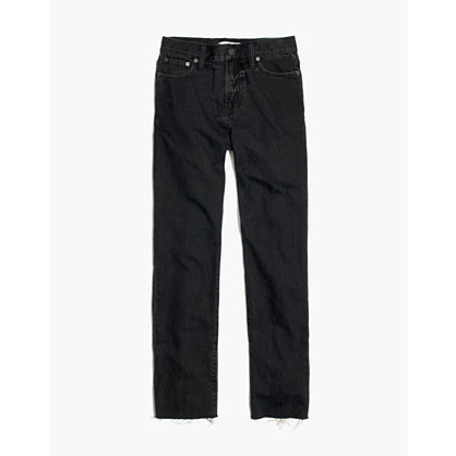 The Perfect Summer Jean in Crawley Black Wash