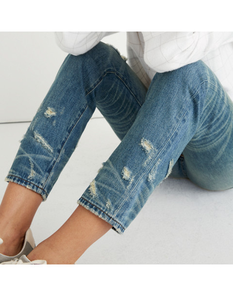 Rivet & Thread Rigid Skinny Jeans