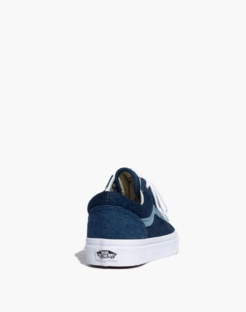 Madewell x Vans® Unisex Old Skool Sneakers in Denim