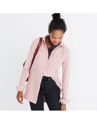 Flannel Classic Ex-Boyfriend Shirt in Craig Stripe