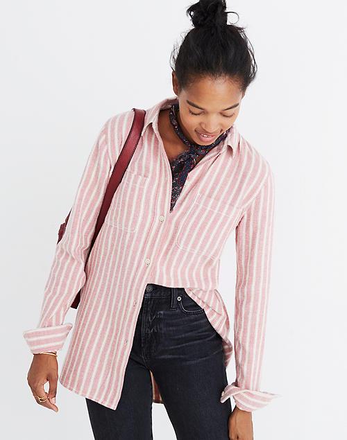b59bef1bc Flannel Classic Ex-Boyfriend Shirt in Craig Stripe in null image 1