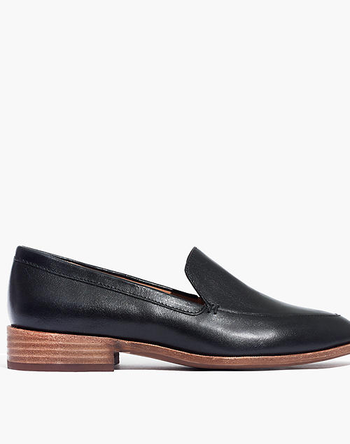 a52a0d7c0a1 The Frances Loafer in true black image 2