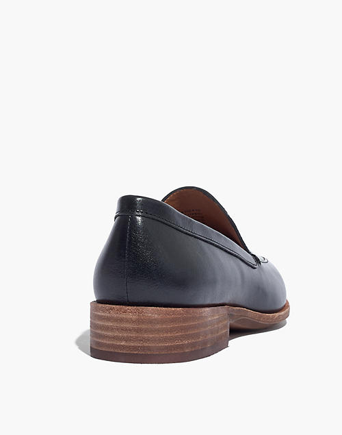 87a6cb3b4b7 The Frances Loafer in true black image 3