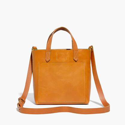 The Small Transport Crossbody in Cider