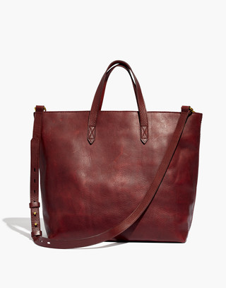 The Zip-Top Transport Carryall in dark cabernet image 1