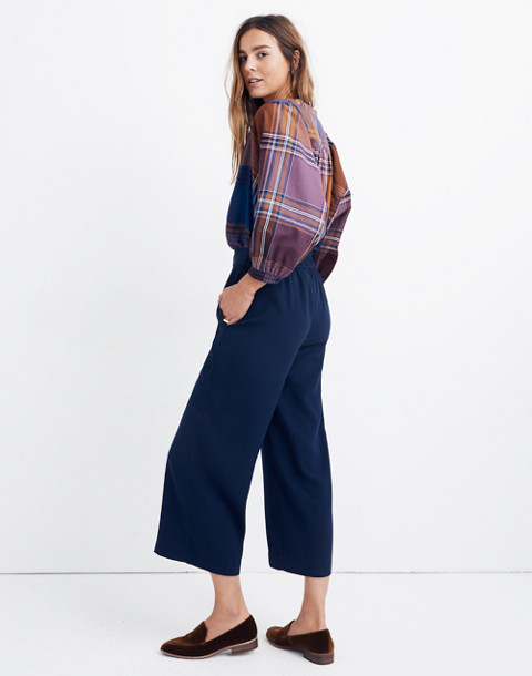 Huston Pull-On Pants in deep navy image 2