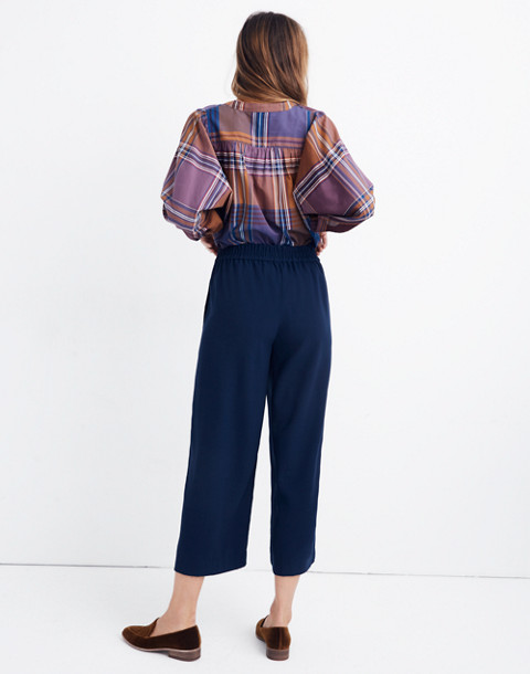 Huston Pull-On Pants in deep navy image 3