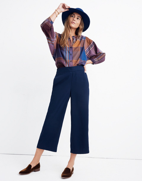 Huston Pull-On Pants in deep navy image 1