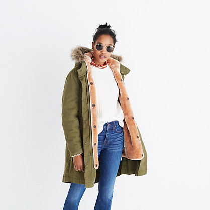 Bedford Convertible Parka