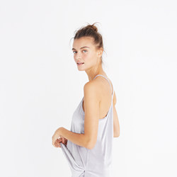 Velvet Pajama Cami Top