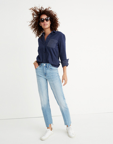Cruiser Straight Jeans: Reconstructed Edition