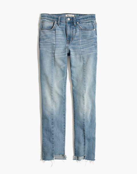 Tall Cruiser Straight Jeans: Reconstructed Edition