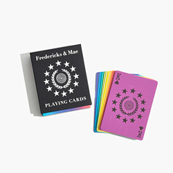 Fredericks & Mae™ Playing Cards