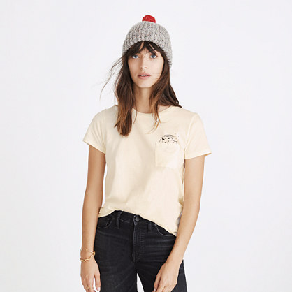 Madewell x Milk Bar® Cookie Pocket Tee